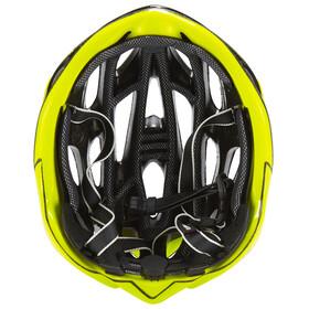 Kask Mojito16 Helm schwarz/Fluo gelb